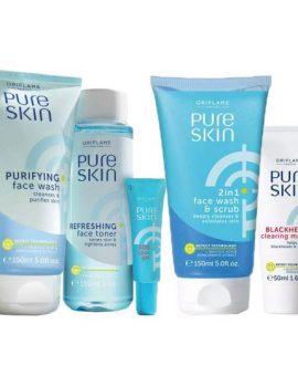 Bộ Trị Mụn Pure Skin