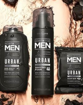 North for men Urban
